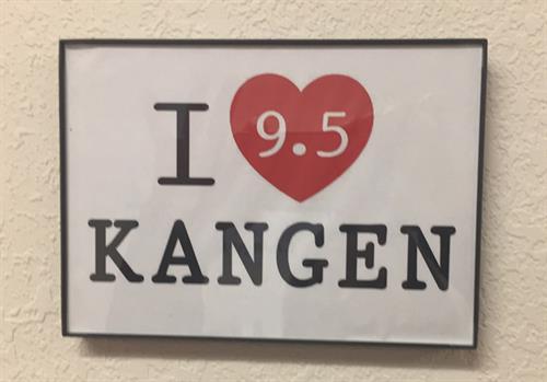 I love Kangen