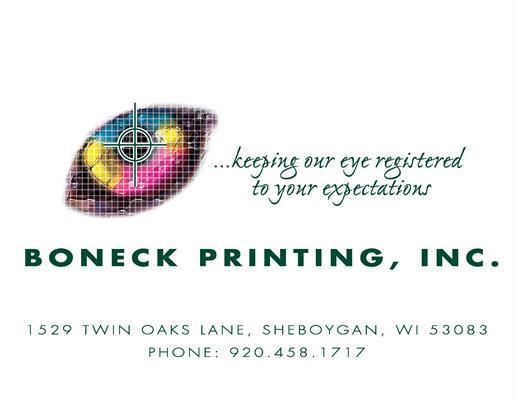 Boneck Printing, Inc.