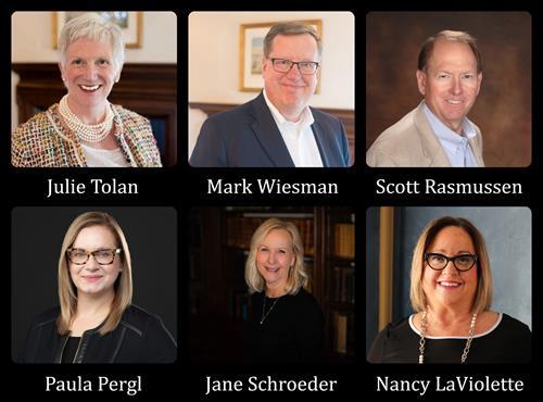 Lauber Leadership Team