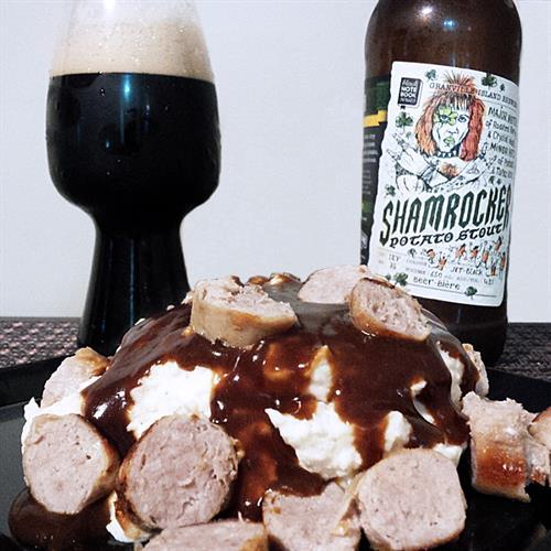 We offer Beer graaaavy ...