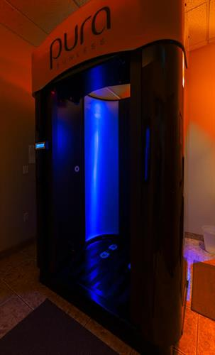Pura Sunless - automated and heated spray tanning