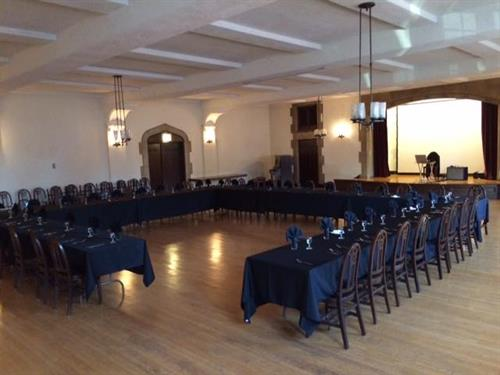 Lower Banquet Hall