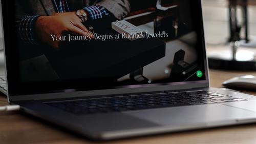 Website Design - Rudnick Jewelers