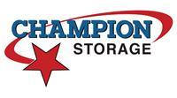 Champion Storage expansion is underway!