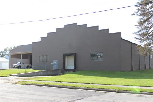 217 N 10th St, Oostburg - Warehouse space