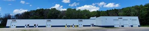 5504 Cty Rd V, Shebooygan Falls - 3000-5000 sq ft warehouse space