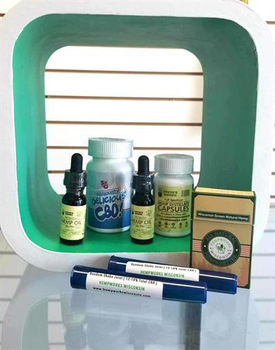 CBD Pet Oil, CBD Gummies, CBD Capsules, Prerolls and Hemparettes