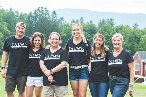 "2018 Team Photo, back when we were ""Talon RPO""."