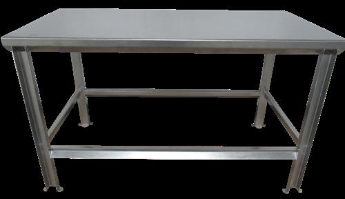 Steel Top Table