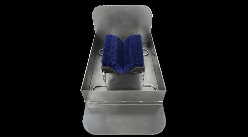 Shoe / Boot Brush Tray