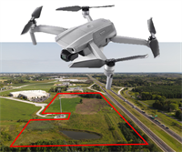 NAI Pfefferle offers aerial photography on listings along Lakeshore