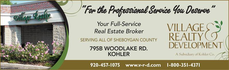 Village Realty & Development Brokerage Inc.