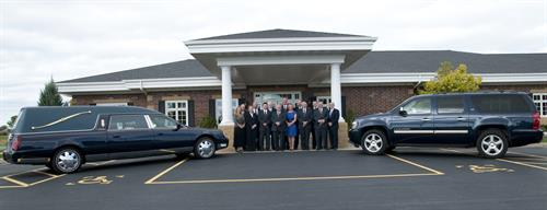 Comfort, Care and Concern are the hallmarks of Zimmer Westview Funeral & Cremation Care Center