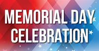 Memorial Day Celebration