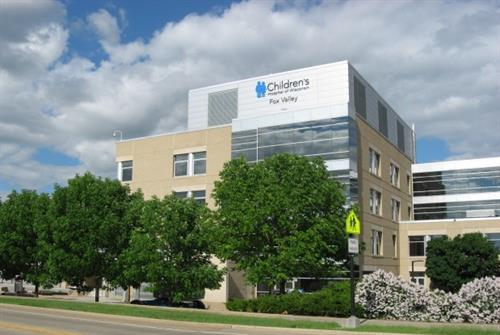 Children's Hospital of Wisconsin Fox Valley in Neenah