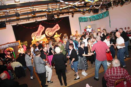 Annual Sock Hop