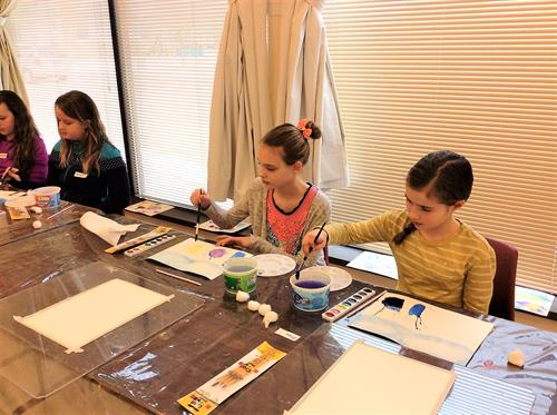 Art Classes and Workshops for Children