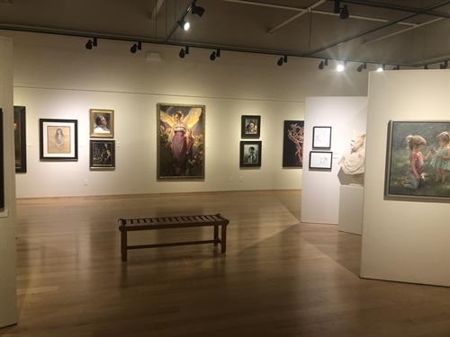 Award-Winning Artists in Gallery 110 North
