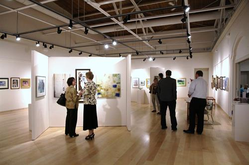 Gallery 110 North, PAC's Fine Art Gallery Showcases WI Artists