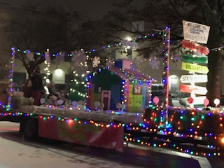 Sheboygan Jaycees Holiday Parade