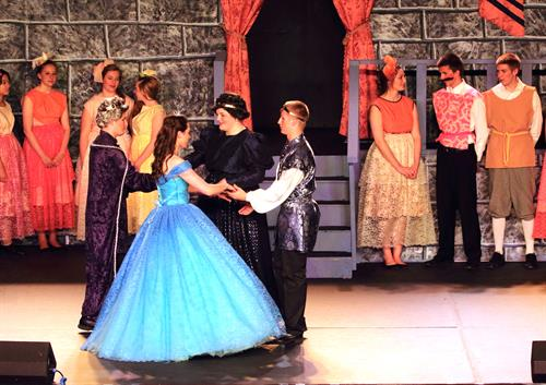 Spring Musical & Fall Drama Productions