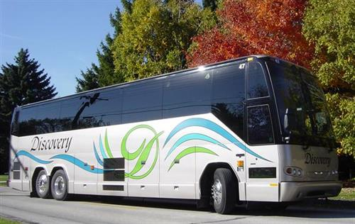 48 Passenger Touring Coach