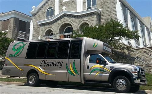 16 Passenger Mini Coach