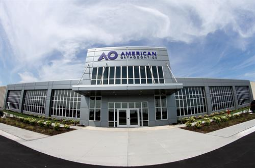 AO headquarters in Sheboygan, Wisconsin