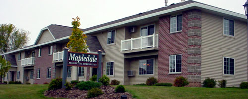Mapledale Luxury Apartments