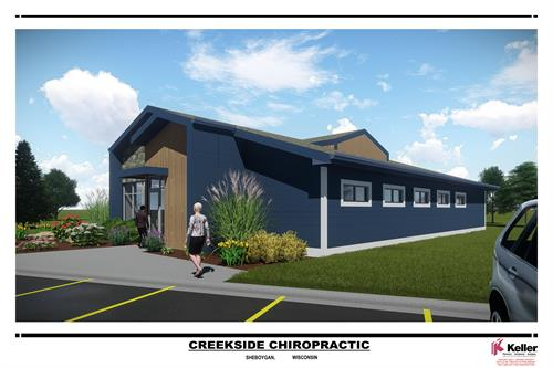New facility rendering 2