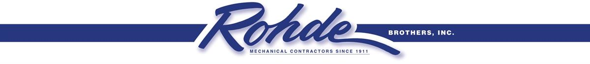 Rohde Brothers, Inc.