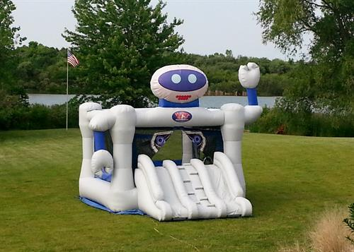 13x13 Bounce Bot