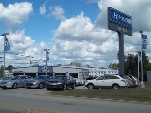 Van Horn Hyundai >> Van Horn Hyundai Mazda Of Sheboygan Automotive Dealers Home