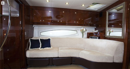 Richardson Yacht Interiors - Installed