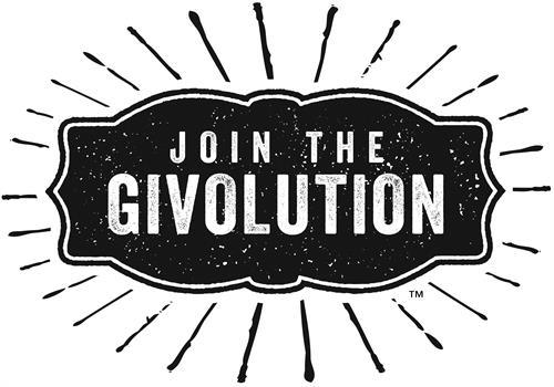 The GIVOLUTION has begun!