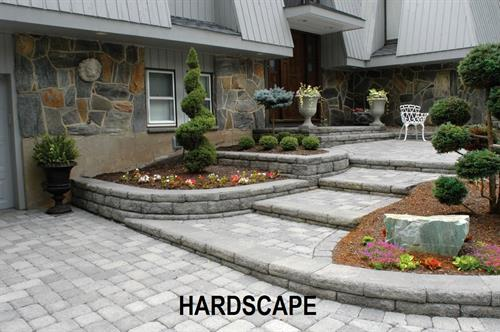 Hardscape Design and Installation