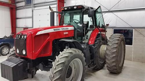 Tractors welcome