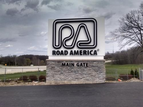 Road America's Official Sign Company!