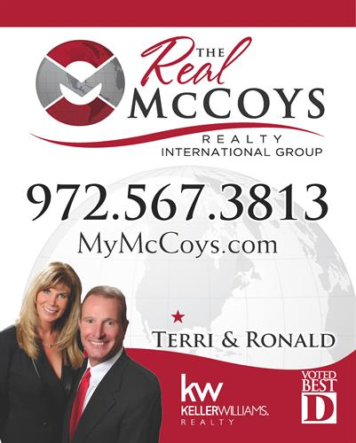 THE REAL McCOYS REALTY INTERNATIONAL GROUP