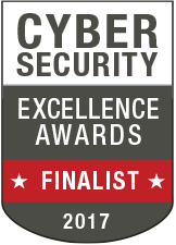 2017 Cyber Security Excellence Awards - Finalist
