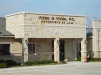 WEBB & WEBB, P.C.