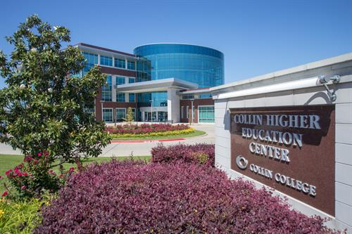 Collin Higher Education Center (McKinney)