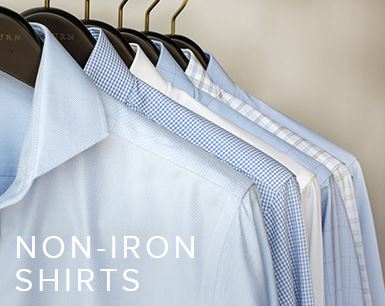 Non-Iron Shirting