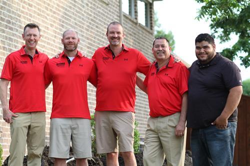 1st Choice Foundation Repair team