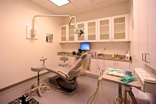 Our State of the Art Dental Operatory