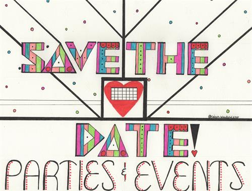 Save the Date! Logo
