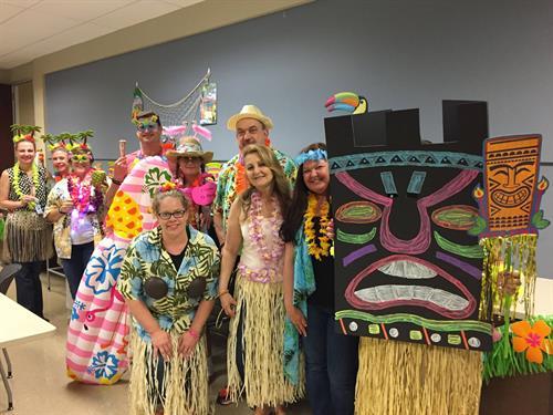 Aloha from Plano!