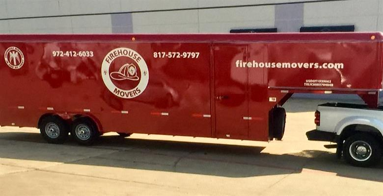 FIREHOUSE MOVERS INC.
