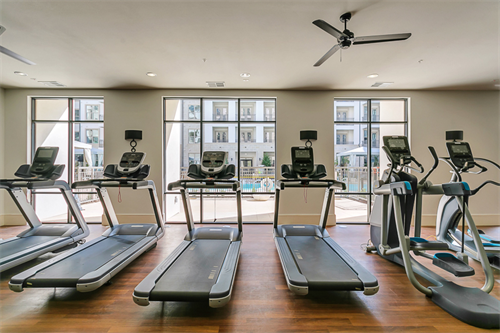 24/Hour Fitness Center