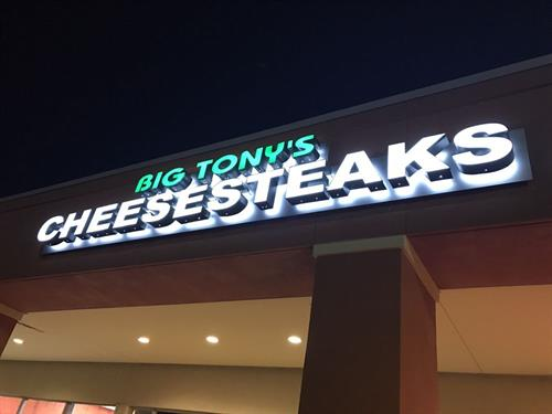Big Tony's West Philly Cheesesteaks - NTX IDB Host Partner